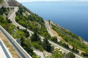 chorwackie drogi